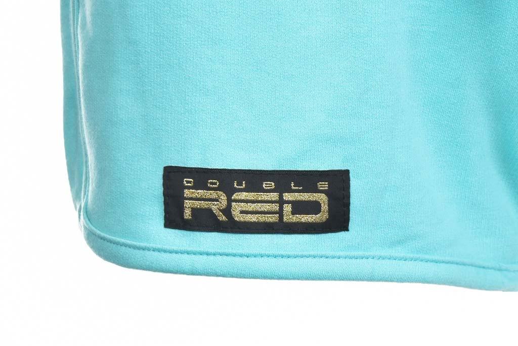 DOUBLE RED Basic Summer Shorts Turquoise
