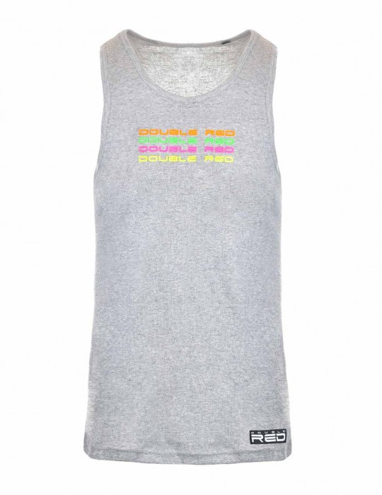 Top Tank Neon Street Collection Grey