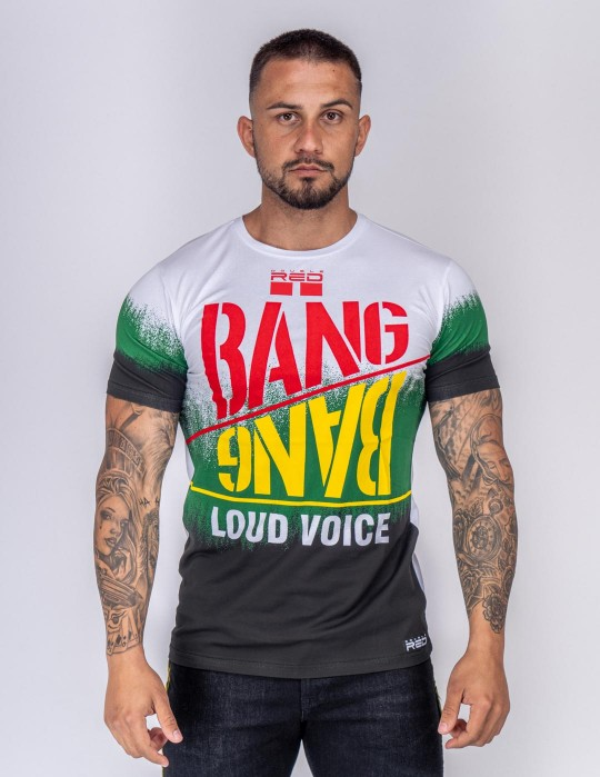 T-Shirt BANG BANG Green