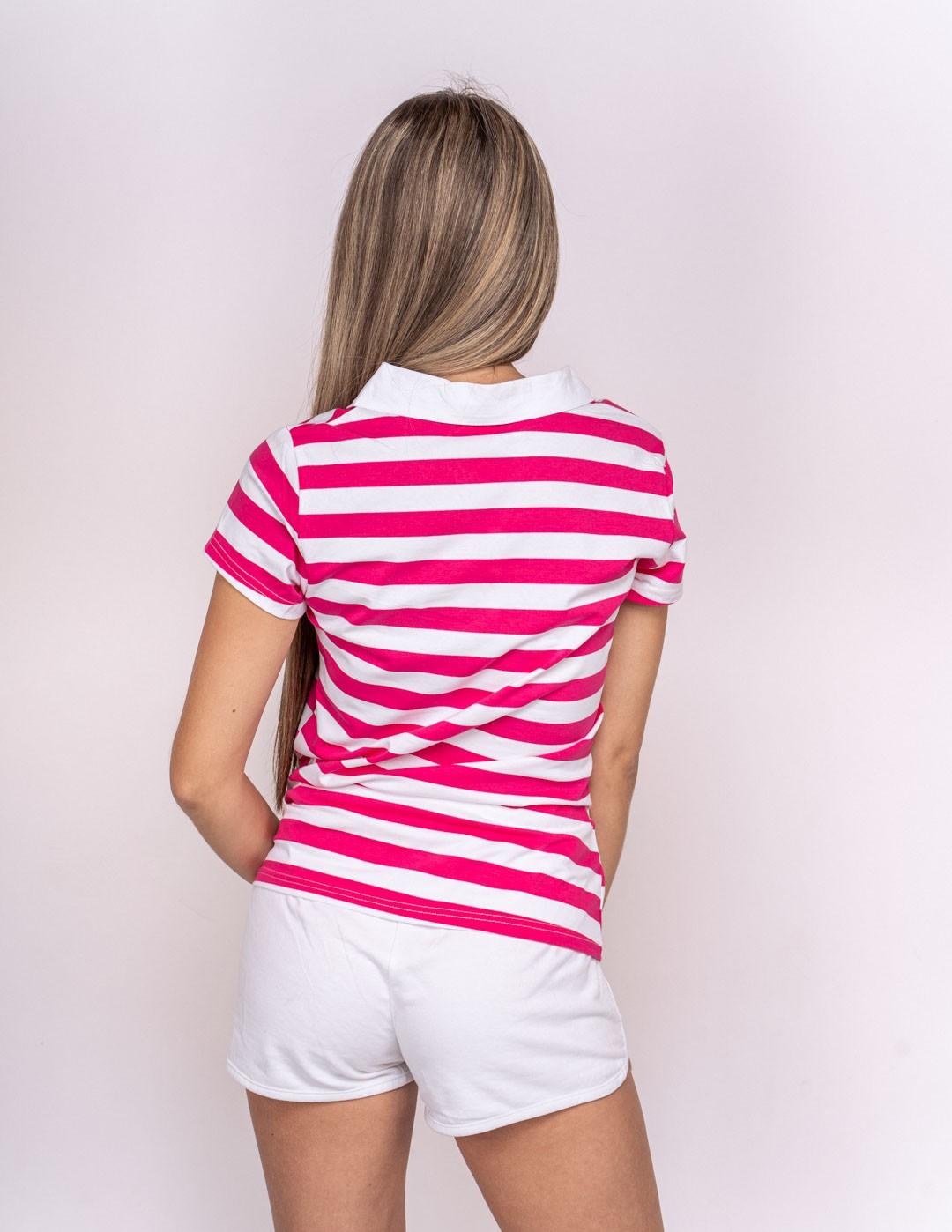 Nautica CrazyColor Pink/NeonYellow
