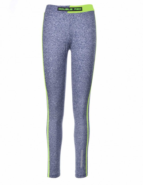 Leggins SPORT IS YOUR GANG Function Sport Blue/Turquoise