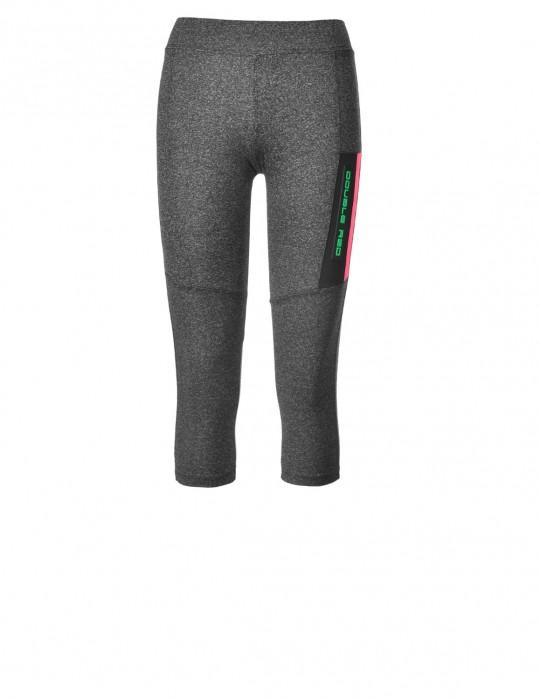 Leggins SPORT IS YOUR GANG Function Sport Grey/Pink