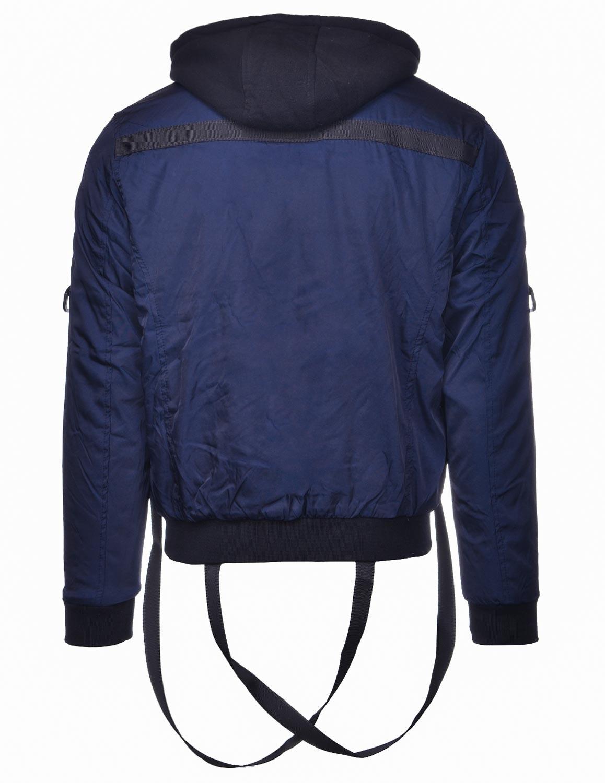 STREET HERO Fly Jacket Dark Blue