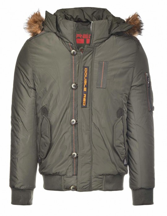 AVIATOR Fly Jacket Green