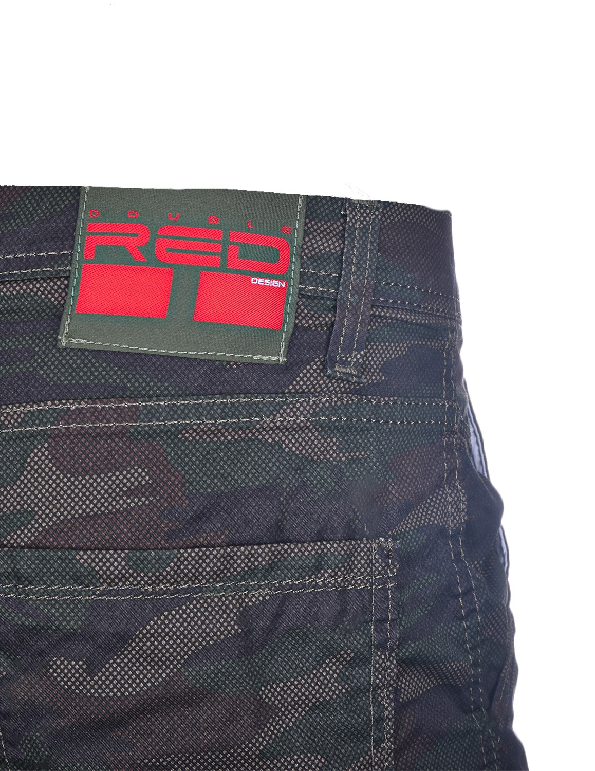 Soldier Camo Green Pants
