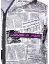 JOURNAL Jacket White/Black