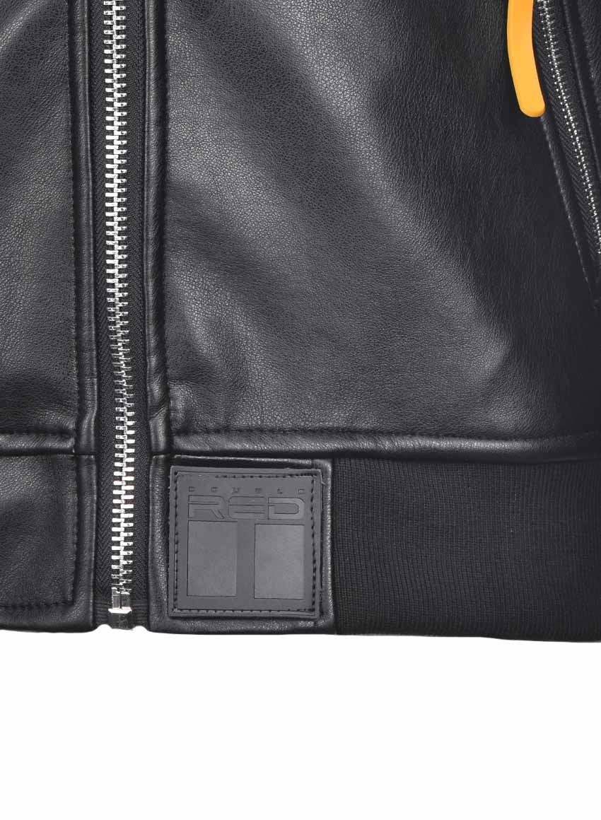 MONTECARLO Leather Jacket