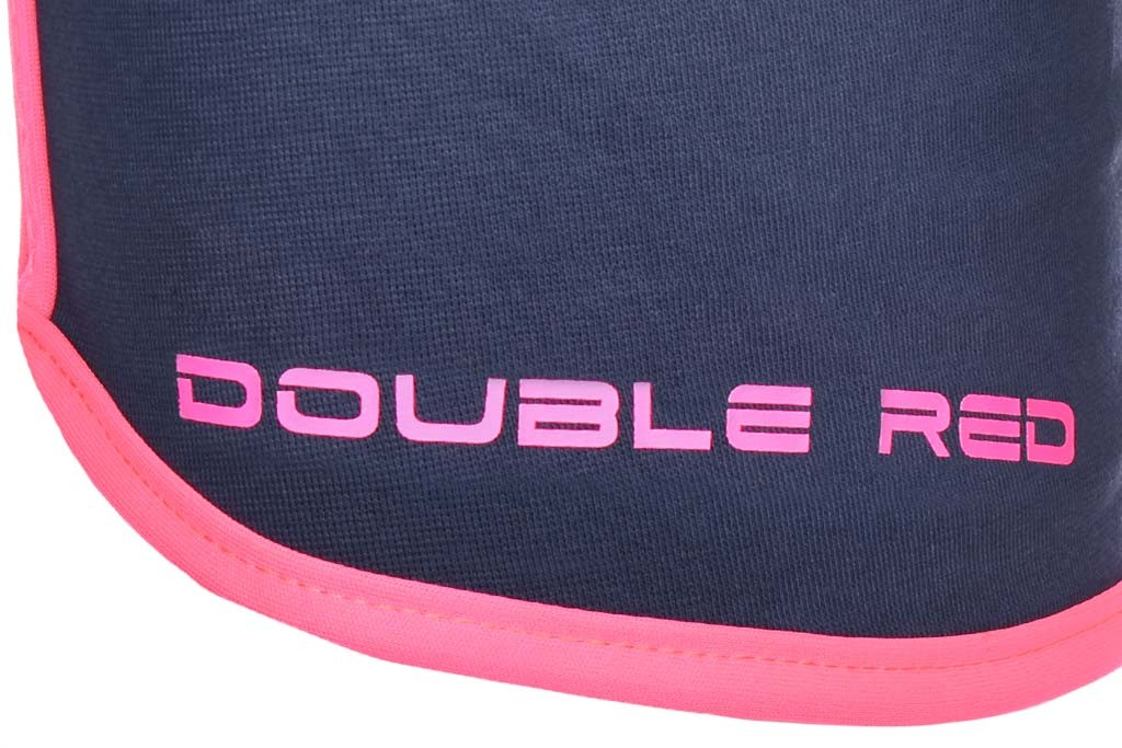 DOUBLE RED Women's Short Neon Dark Blue