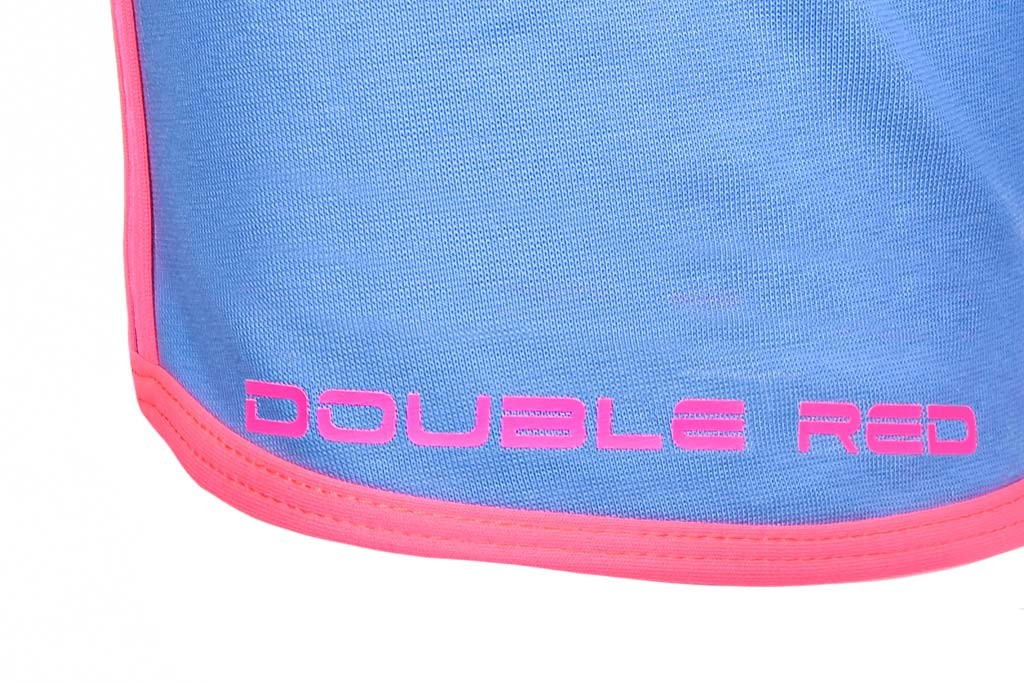 DOUBLE RED Women's Short Neon Blue