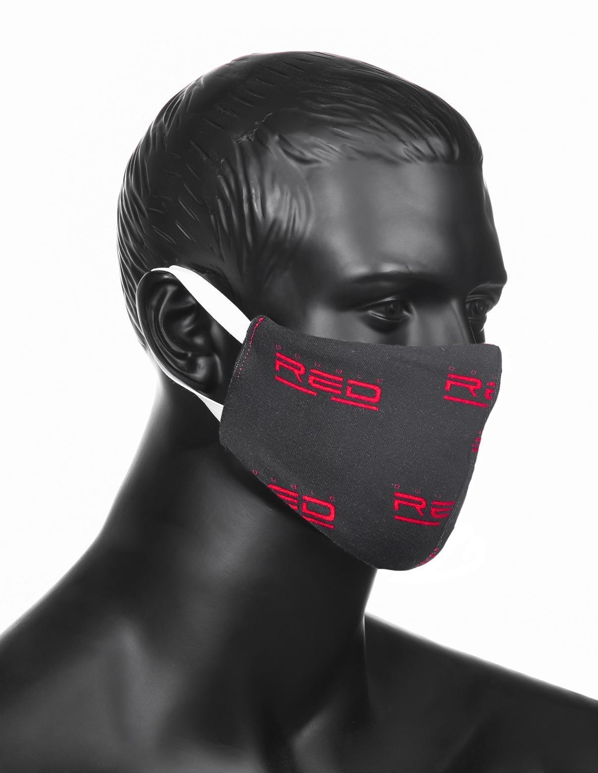 Women's REDLIVE RESCUER Full Logo Black