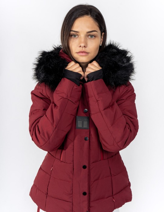 WHISTLER Jacket Bordeaux
