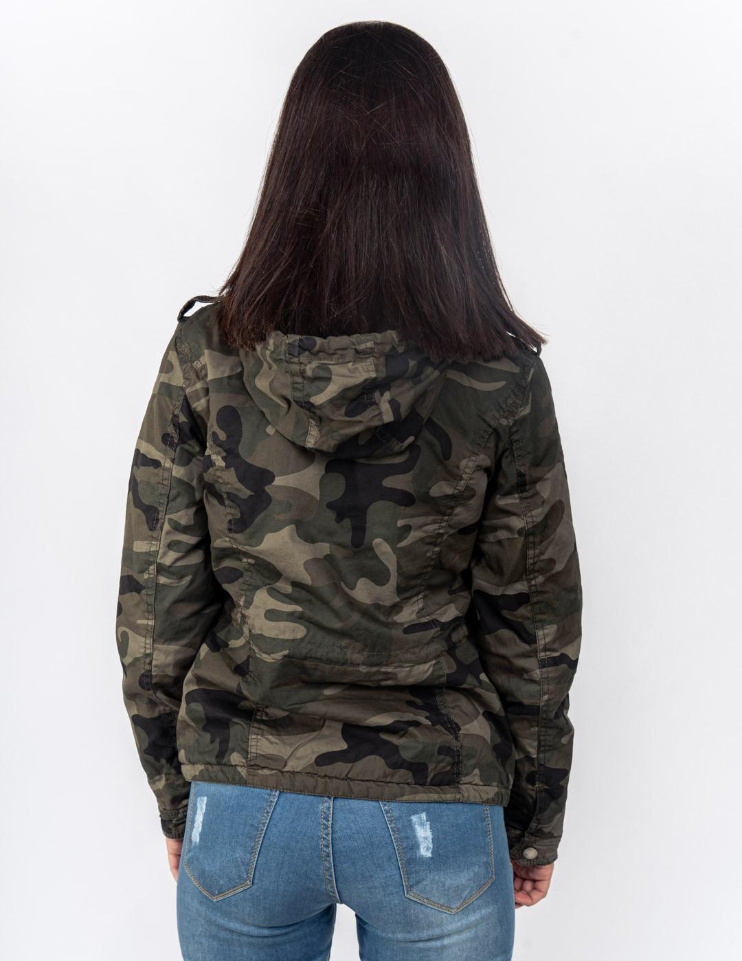 SOLDIER Jacket 3D Logo