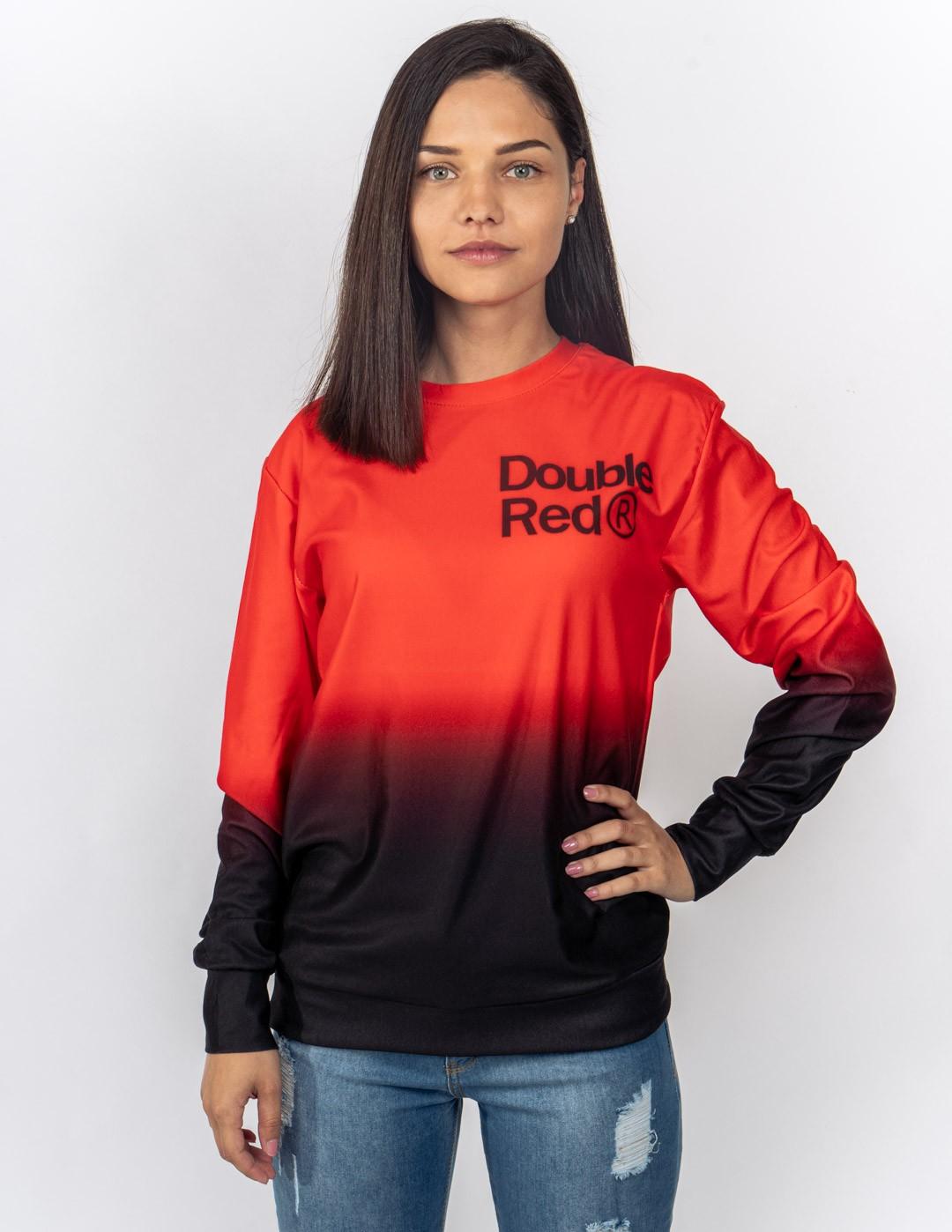 SHADOWS BW Edition Sweatshirt Black/Red