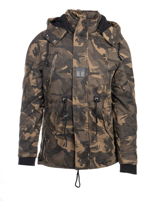RENEGADE WAR ZONE Jacket