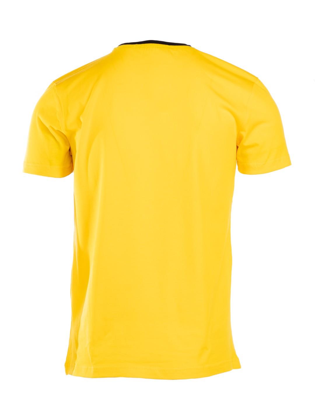 T-Shirt HIKARI Kung-fu Master Fun edition Yellow