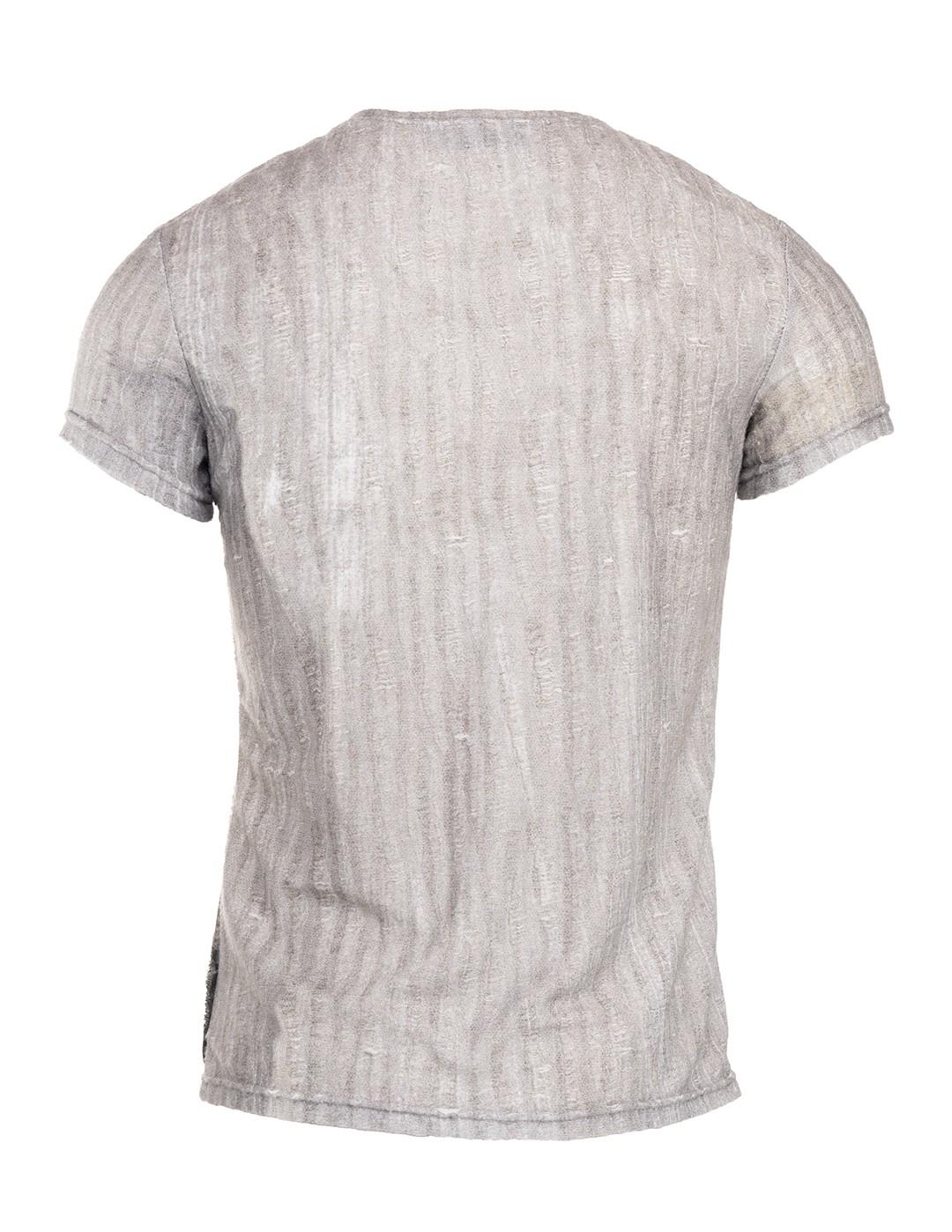 T-Shirt RED LIBERTY White