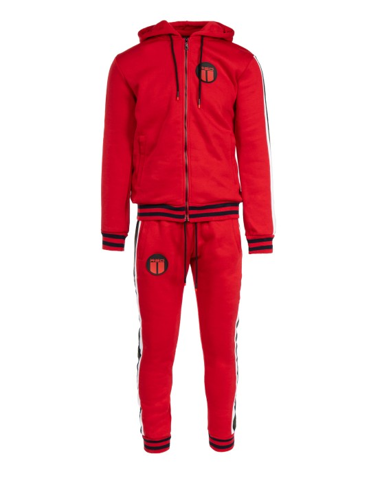 Tracksuit Limited 90's Retro Collection Red