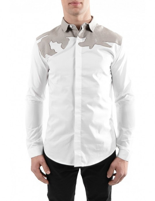 SELEPCENY COTTON SHIRT