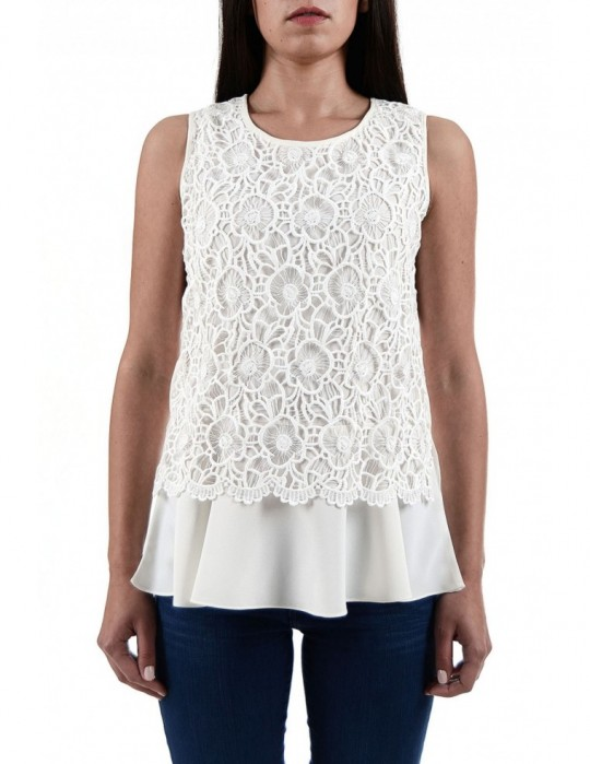 SELEPCENY LACE TOP