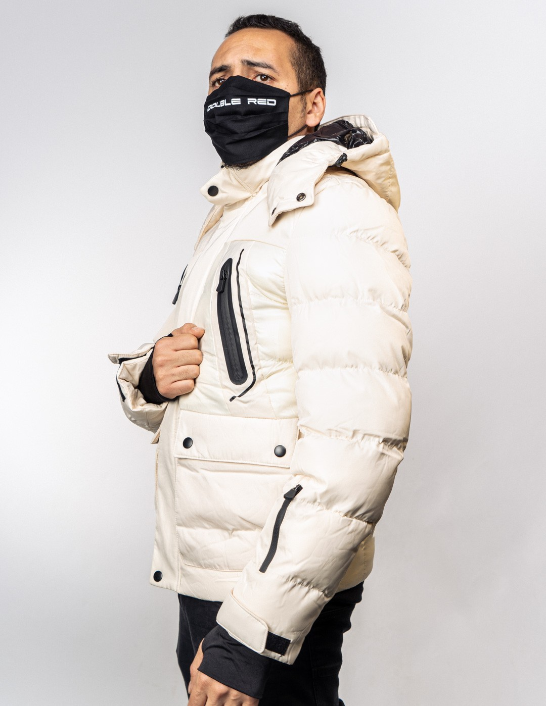 AVALANCHE Jacket White
