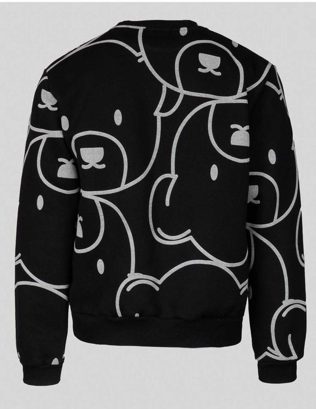 TEDDY Sweatshirt Black