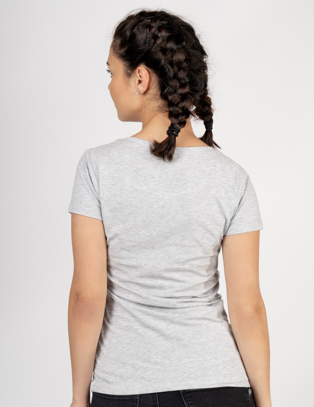 Women's T-Shirt NEON STREETS Collection Pink/Grey