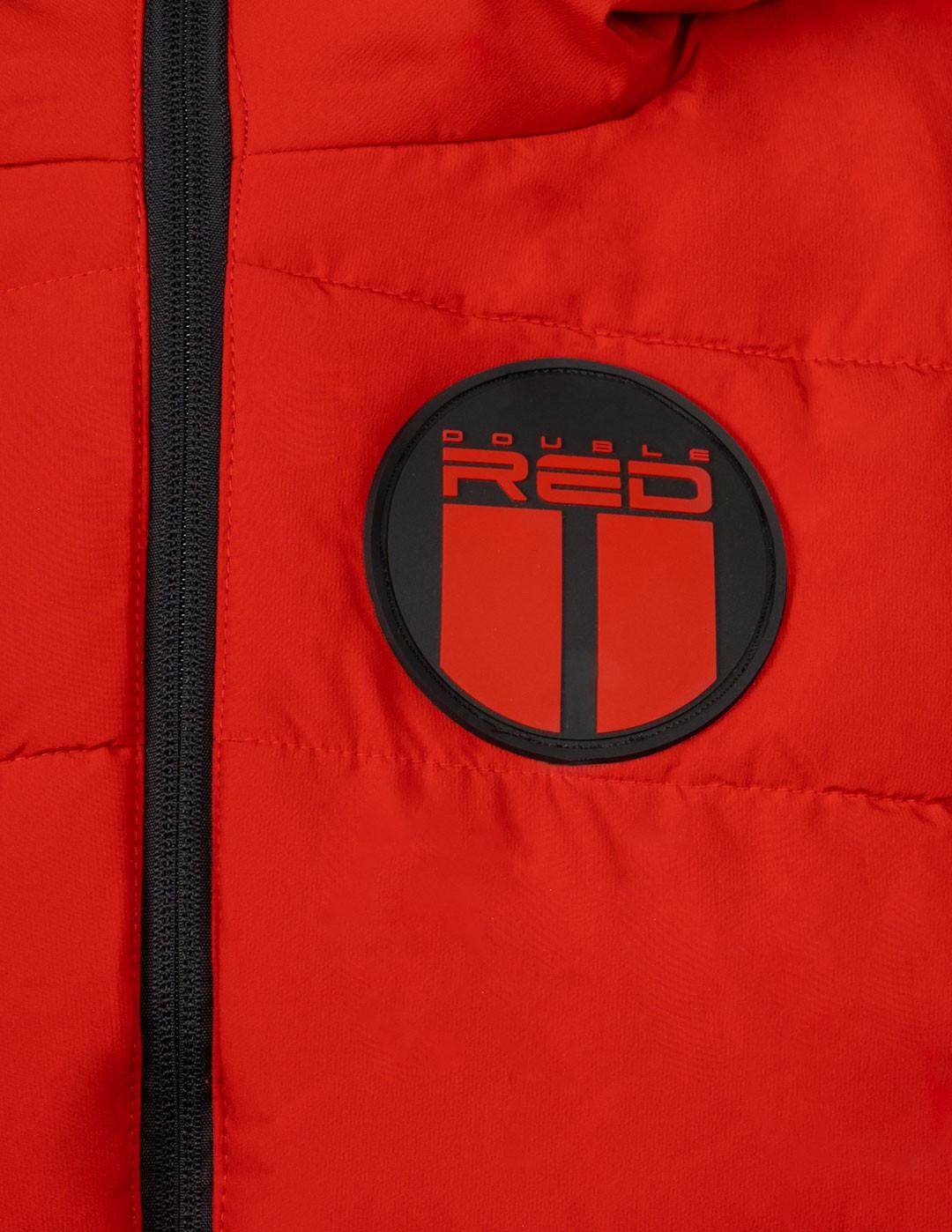 WHISTLER Vest Red
