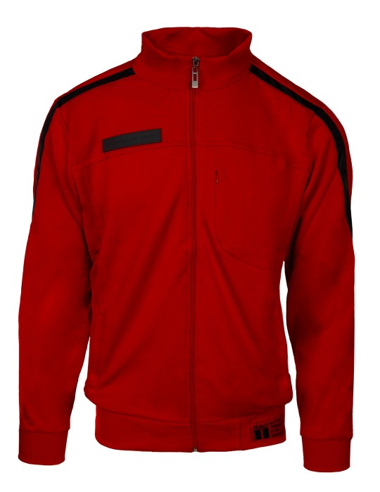 SweatShirt BROOKLYN Red/Black