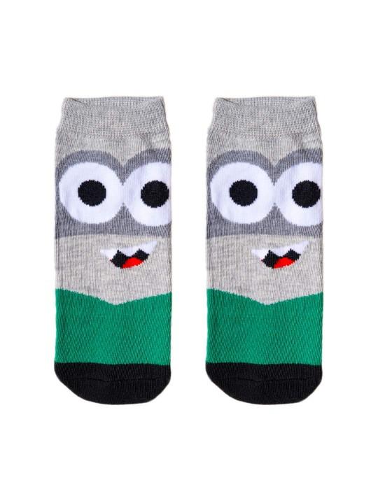 KID FUN Socks Monster CO. Grey