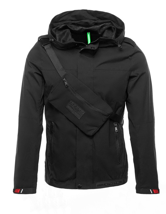 REDBAG Jacket Quattrocolori Edition All Black