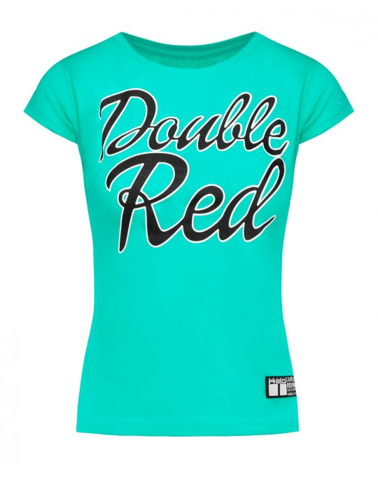 Red Body Collection T-Shirt Blue Mint
