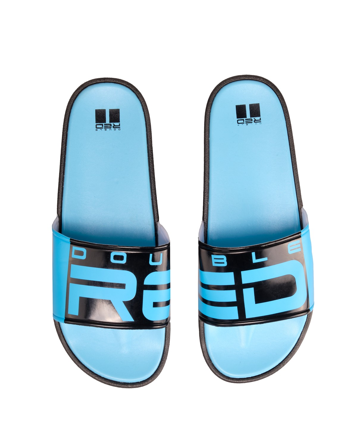 Neon Streets™ Slippers Blue