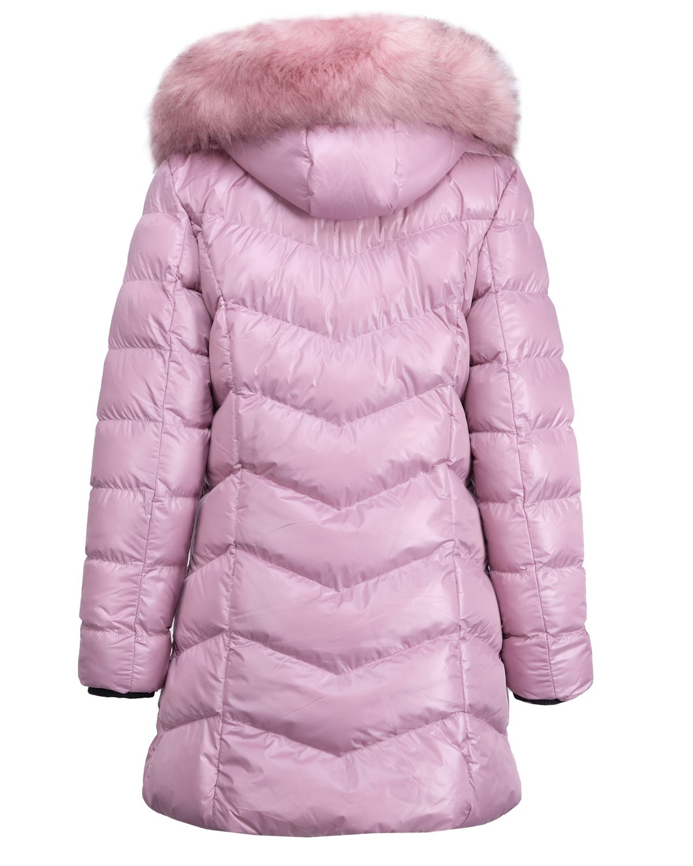MÉRIBEL Winter jacket Violet