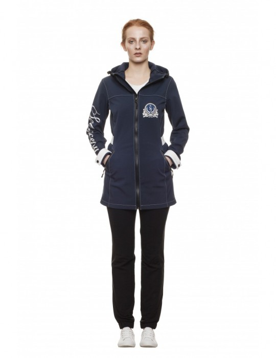 SEAMAN YACHTING 100% SOFTSHELL JACKET