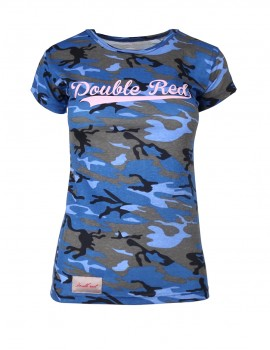 DR T-Shirt CamoDressCode Blue
