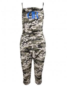 Limited DR W Jumpsuit Sandy Camo