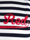 DR W Nautical T-shirt Type Red Logo