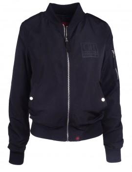 DR W Flight Jacket All Black Edition