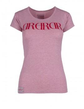 T-Shirt PinkDressCode Multilogo DR