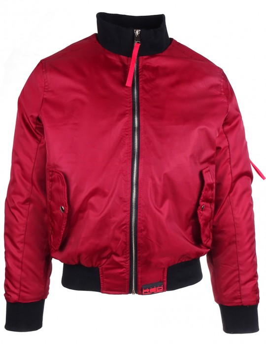 Limited DR M Flight Jacket RedDressCode