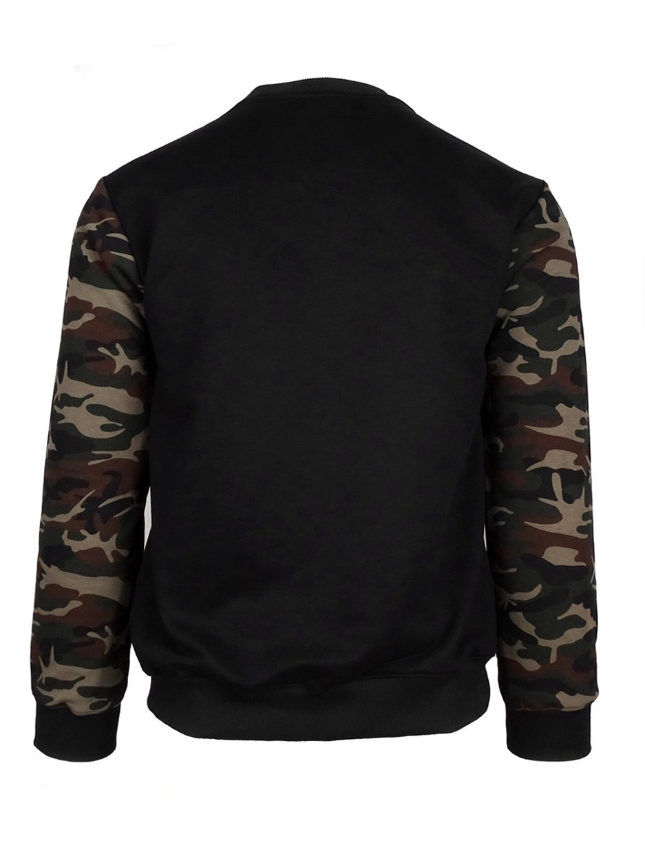 Sweatshirt Escobar Green CAMO Mafia Edition