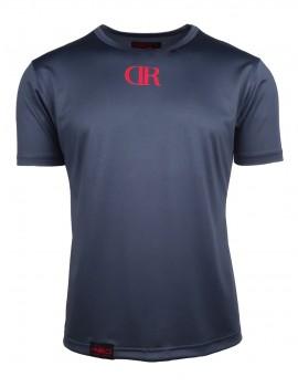 DR M Tech T-shirt Grey