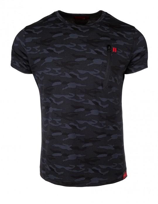 DR M T-shirtSportFreakCamoBlack