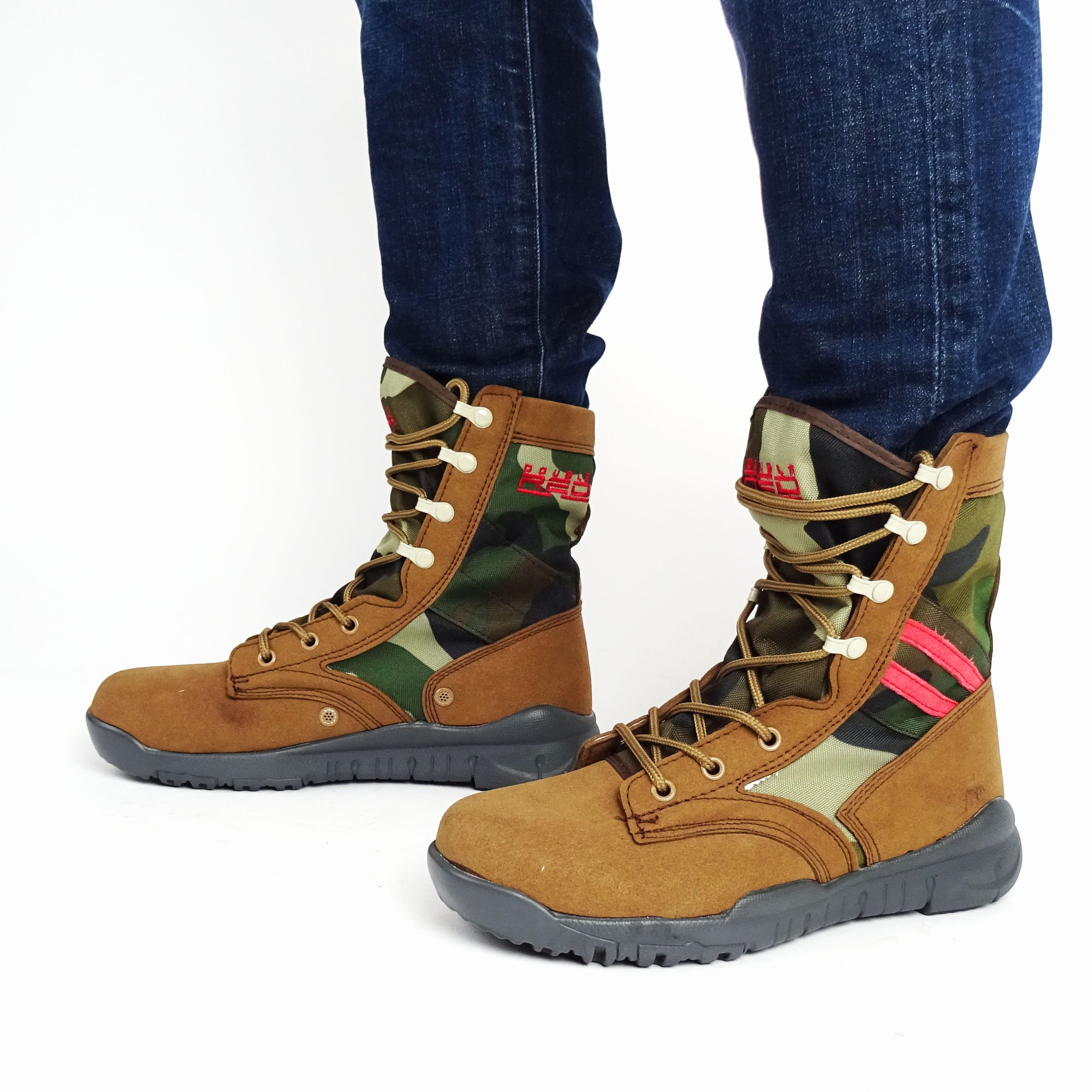 Topánky Camo Boots Code