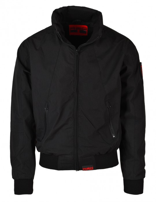 DR M Jacket Metro Black