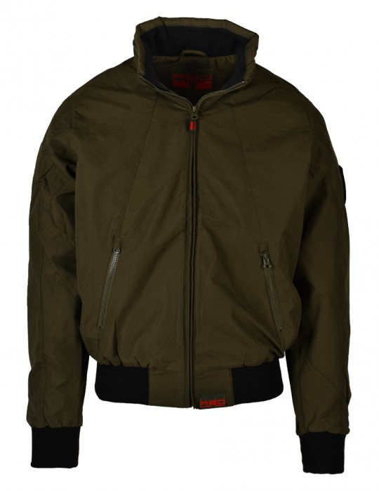 Jacket Street Hero Olive Limited Edition
