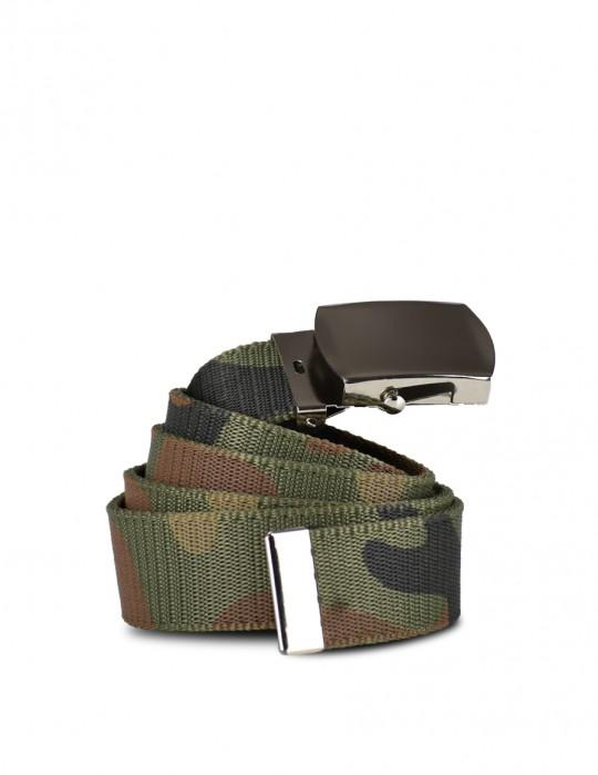 Green Camo Belt