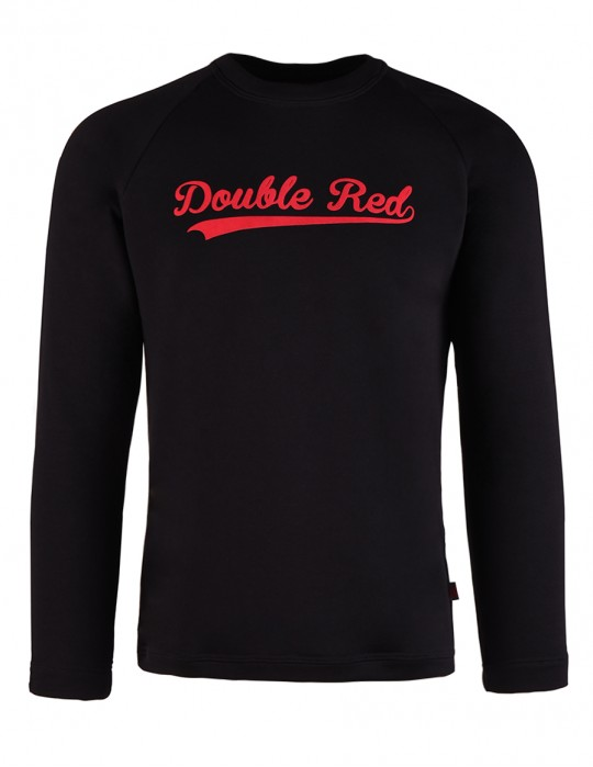 Black sweatshirt BLACK&RED