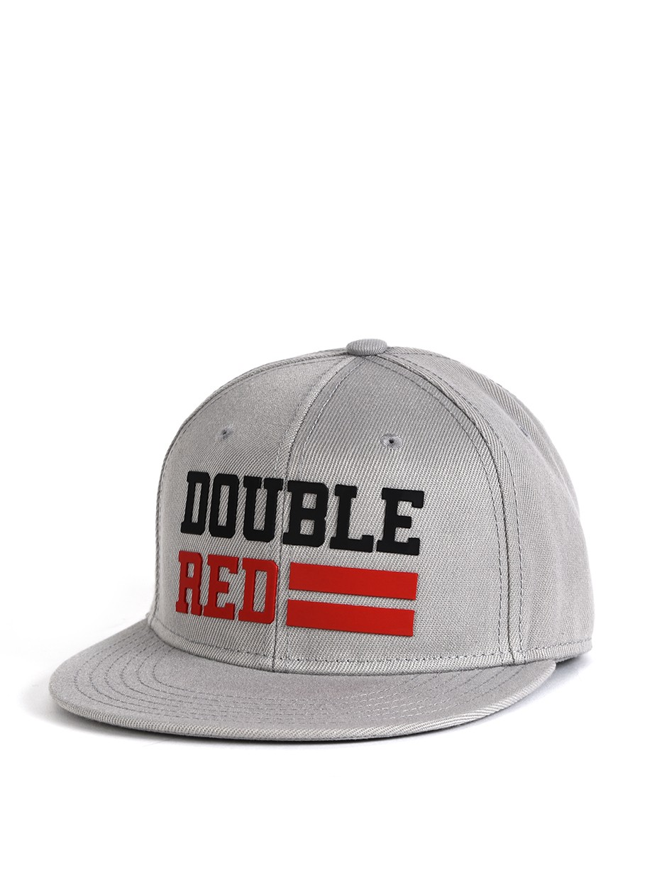 Snapback Cap UNIVERSITY OF RED Grey/Black/Red