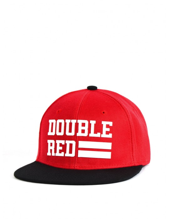 Snapback Cap UNIVERSITY OF RED Red/Black/White
